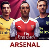 Arsenal 12/13 Shirts